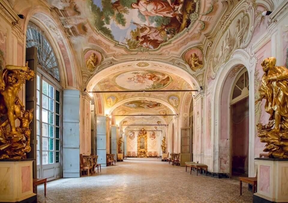 Albissola Marina Villa Faraggiana