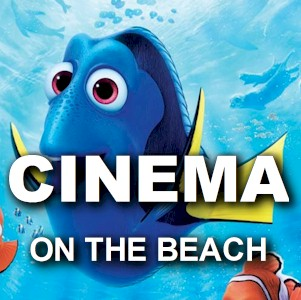 Alla ricerca di Dory - CINEMA On The Beach
