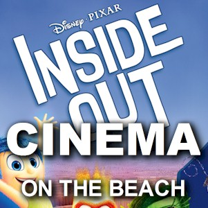 Inside Out - CINEMA On The Beach